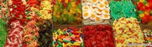 Süßes macht dick